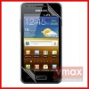 Mirror lcd screen protector for SAMSUNG GALAXY S Advance I9070