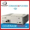 Mobile phone signal booster Wireless internet signal booster wireless network amplifier Dual band CDMA/PCS for Iphone motorola