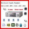 Multiroom & Multizone Stereo Music Audio Amplifier