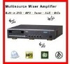 Multisource Mixing Amplifier Public Address System Sound Amplifier