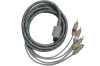 NEW S-Video Audio AV Video Cable For Nintendo Wii