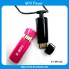 Necklace USB mp3 player