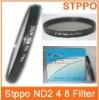 Neutral Density ND2 4 8 Filter