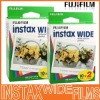 New FUJIFILM Instax Wide Film For 210 Instant Camera