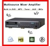 Newest DVD&MP3&Tuner&AUX - Combination Amplifier