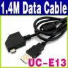 Ni ikon S52 S52C S60 S610 S610C C65 USB Data Cable