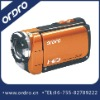 Ordro Camcorder with CMOS 5.0 Megapixel sensor and Waterproof
