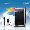 PA stereo Amplifier with Guitar Jack (TK-T66)