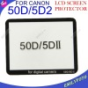 PROFESSIONAL PRO OPTICAL GLASS LCD SCREEN PROTECTOR FOR camera Canon 50D/50D2