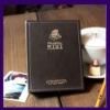 PU Polaroid Photo Album Fuji Instax Mini - Black