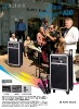 Pa Mobile Amplifier with UHF dual-chanel  wireless microphone system (TK-T22)