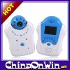 Palm size wireless monitor for baby