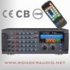 PartyMix MA-2800K Karaoke Mixing Amplifier fits Home karaoke system