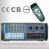 PartyMix MA-2900K Karaoke Mixing Amplifier for professional karaoke system