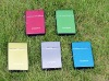 Portable 5000mAh Power Bank External Charger for Apple iPad/ iPad 2/ Ebook/ Tablet PC