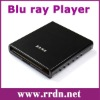 Portable Blu ray player with HDMI port, can connect with Hard disk drive