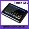 Q50  6th gen mp4 player at factory price support HD720 video,TV-OUT