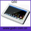 Q50  ebook reader with tv-out mp4 support HD720 video,TV-OUT