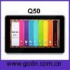 Q50  mp4 touch player at factory price support HD720 video,TV-OUT