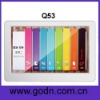 Q53    original 4.3inch  touch digital mp4 mp5 pmp player  Supports  OTG,CVBS Video,HDMI TV Out