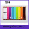 Q59 Private model latest mp4 player supports 720P video,TV OUT function