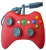 Red for XBOX 360 controller console