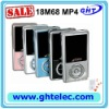 Replaceable battery New MP4 player