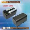 Replacement Prof. Camcorder Camera Batteries
