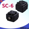 SC-6 Hot Shoe Mount Adapter