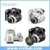 SLR type 12Mage pixels digital camera with Wide angle lens, 2.4 inch screen and 8X digital zoom