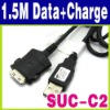 Sansung SUC-C2 NV3 NV5 NV7 C62 USB Data + Charger Cable