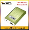 Shiny Power Bank for Mobile Phone,with 5000mAh Capacity
