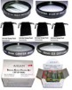 Special Effect Camera Filter Kit 58mm 3P-Screw In Type