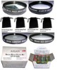 Special Effect Camera Filter Kit 58mm 3T-Screw In Type