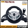 Steering wheel for ps3/ps2/pc