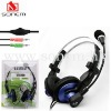 Stereo bluetooth headphone