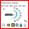 Supply DVD MP3 Radio/ Turner 5 zones-- Integrated Amplifier