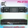 Switch power amplifier 1300wattx4