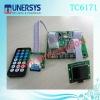 TC6171 Usb sd card fm radio mp3 recorder