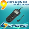 TM-C LCD remote cord is compatible with Canon RS-60E3