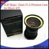 The SLR Magic 12mm f/1.6 Premium Lens for Micro 4/3!