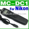 Timer Remote Shutter Cord For Nikon D70S KIT D80 MC-DC1 O-221 Remote