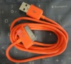 Top Quality Colorful USB cable for iphone&ipad&ipod