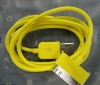 Top Quality Colorful USB data cable for iphone&ipad&ipod