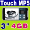Touch MP5 Player