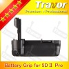 Travor 5D Mark II camera battery grip designed as BG-E6