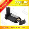Travor 60D digital camera battery grip designed as BG-E9