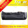 Travor battery pack grip for NIKON D300/D300S/D700