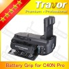 Travor digital camera 40d battery handle grip