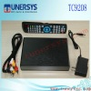 Tunersys media player internet browser recorder. TC9208